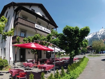 Φωτογραφία του Hotel Alpina, Interlaken