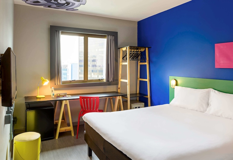 ibis Styles SP Faria Lima, Sao Paulo, Standard Apartment, 1 Double Bed, Guest Room