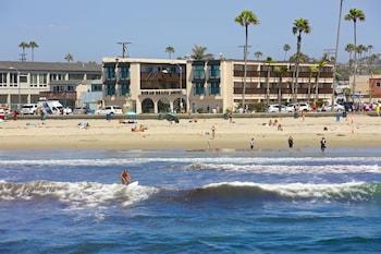Obrázek hotelu Ocean Beach Hotel ve městě San Diego