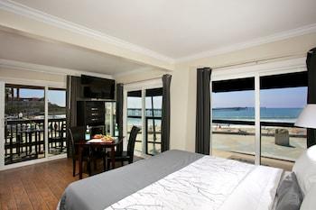 San Diego bölgesindeki Ocean Beach Hotel resmi