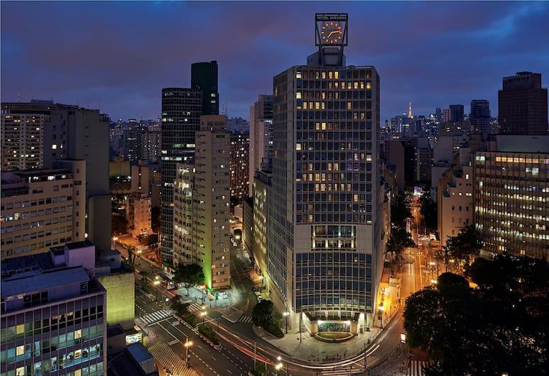 Novotel Sao Paulo Jaragua, São Paulo, Výhled z hotelu