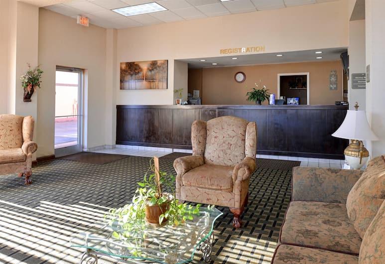 Americas Best Value Inn & Suites Memphis E, Memphis, Lobby