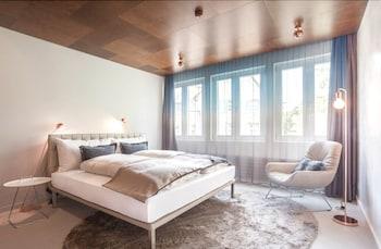 Imagen de EMA House Hotel Suites en Zúrich