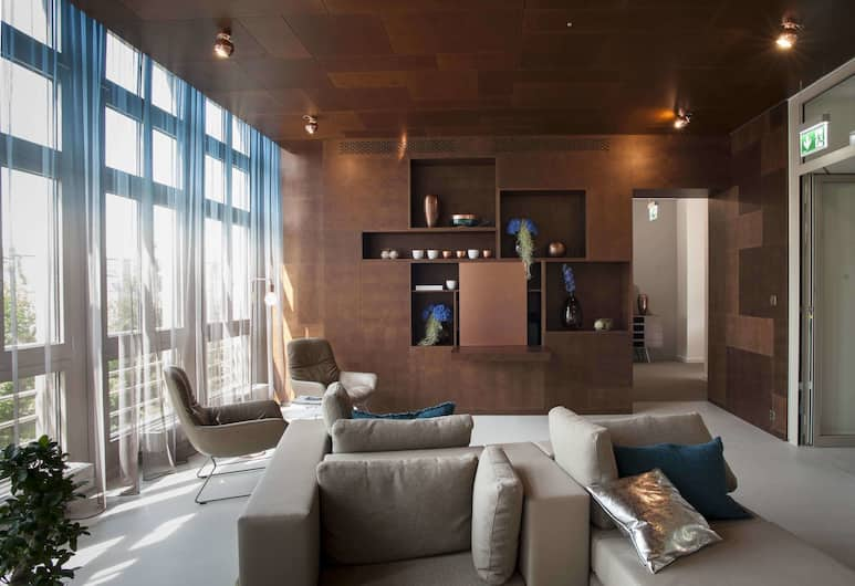 EMA House Hotel Suites, Zurych, Miejsce do wypoczynku