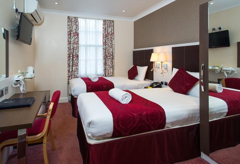宮殿路白金漢貝斯特韋斯特酒店, 倫敦, 標準雙人房, 2 張單人床, 客房