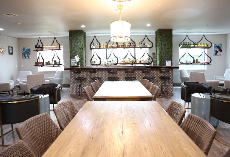 Hotel Ylem, Ascend Hotel Collection, Houston, Hotel Bar