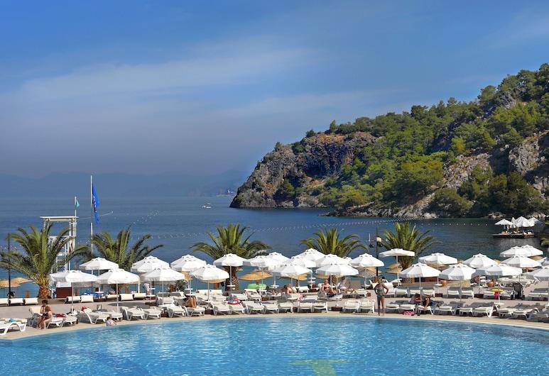 Hillside Beach Club, Fethiye, Piscina al aire libre