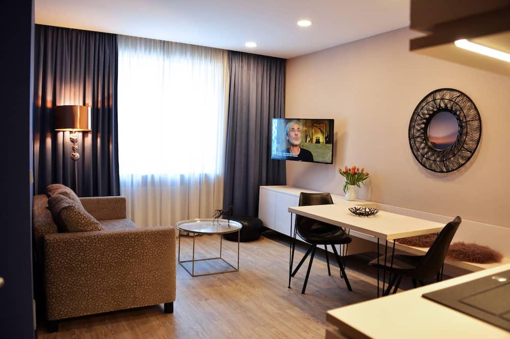 Family Suite, 2 Bedrooms, 2 Bathrooms - Bilik Rehat