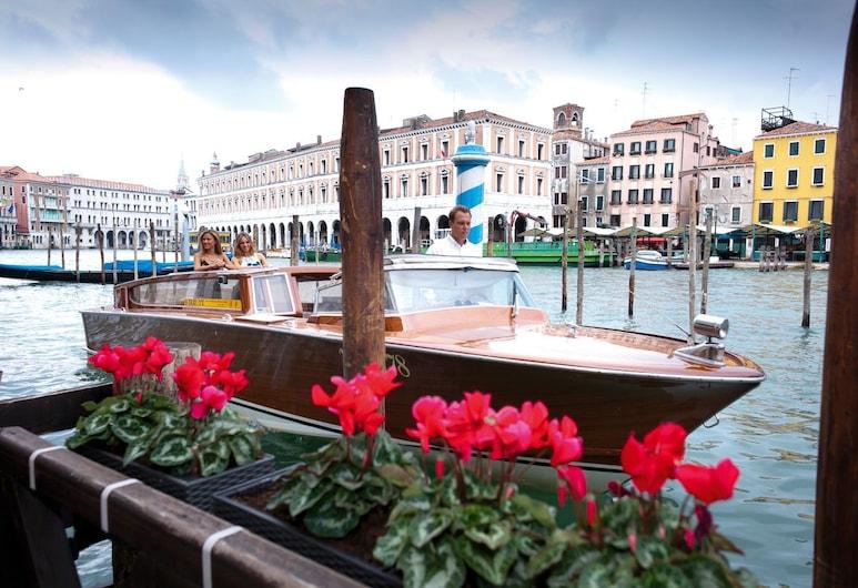 Hotel Foscari Palace, Venedig, Blick vom Hotel