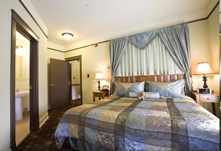 塞爾扣克埃德蒙頓城堡公園飯店, 艾德蒙頓, 客房