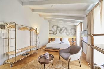 Palma de Mallorca — zdjęcie hotelu Purohotel Palma