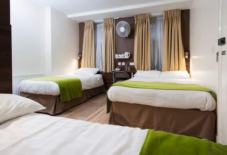 Marble Arch Inn Hotel, London, Family Room, Private Bathroom, Guest Room