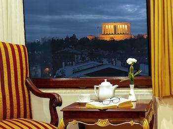 安卡拉怡凱樂飯店的相片
