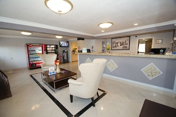 Nuotrauka: Super 8 by Wyndham Las Vegas North Strip/Fremont St. Area, Las Vegasas