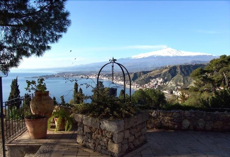 Hotel Bel Soggiorno, Taormina, Terrasse/Patio