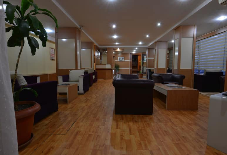 플로리아 파크 호텔, 이스탄불, 로비 좌석 공간