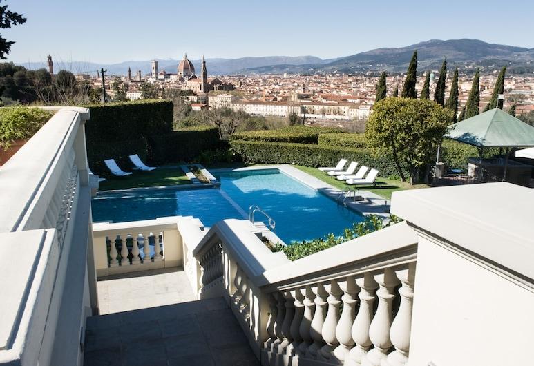 Villa La Vedetta, Florence, View from Hotel