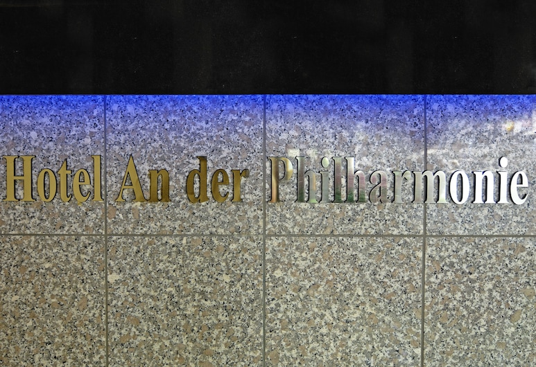 Hotel An der Philharmonie, Cologne, Lobi