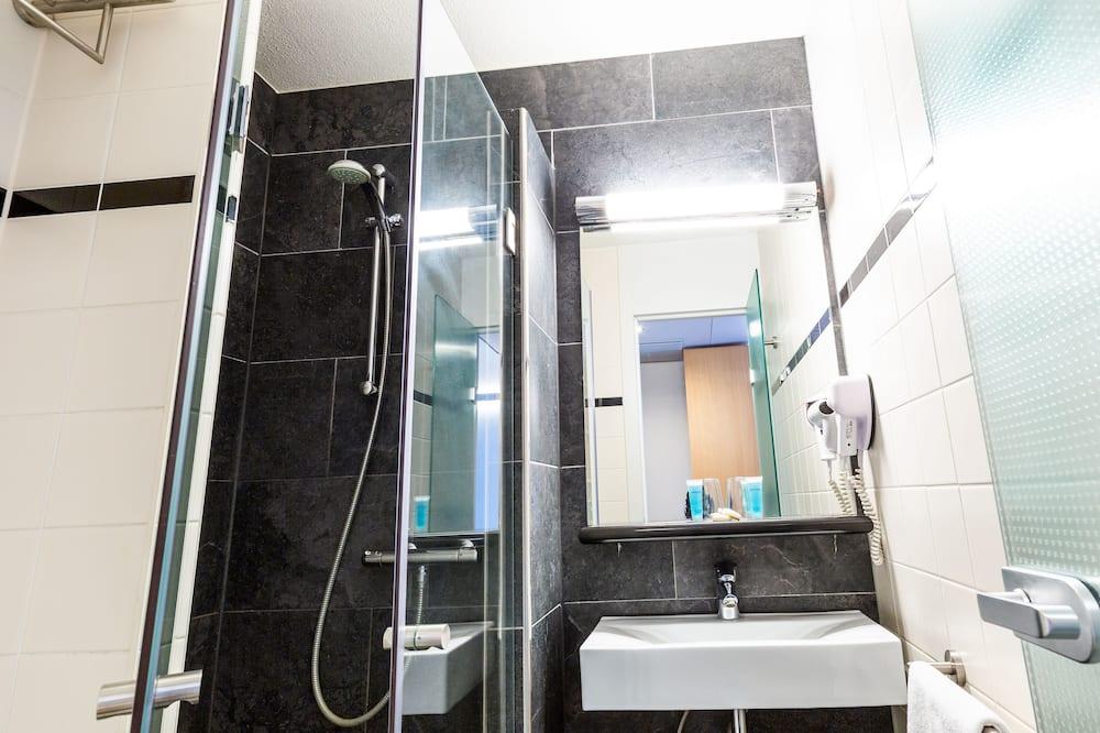 舒適雙床房 - 浴室