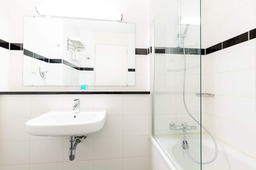 디럭스 트윈룸, 싱글침대 2개 - 욕실