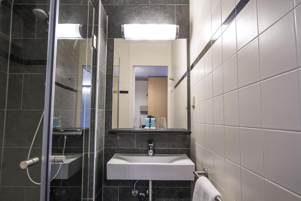 Comfort Twin kamer, 2 eenpersoonsbedden - Badkamer