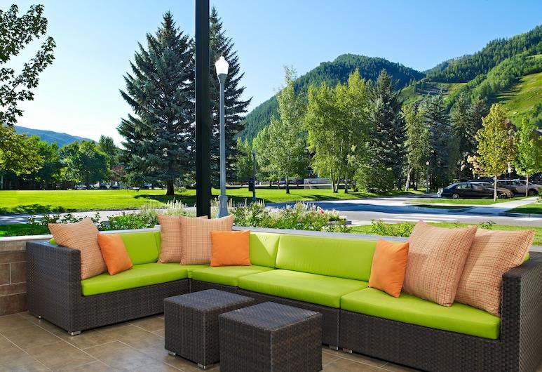Limelight Hotel Aspen, Aspen, Terassi/patio