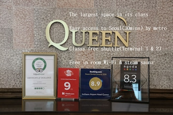 Foto Incheon Airport Hotel Queen di Incheon