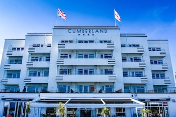 Picture of The Cumberland Hotel in Bournemouth