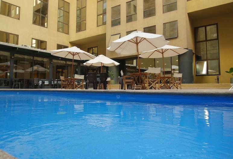 Diego De Almagro Santiago Centro, Santiago, Vonkajší bazén