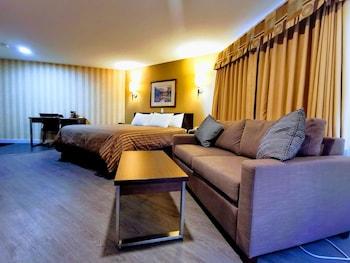 Obrázek hotelu Rodeway Inn & Suites ve městě Kamloops