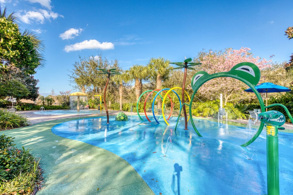 Condo, 3 Bedrooms, Hot Tub, Garden View (Deluxe Grand Bahama Villa Bahama Bay ) - Kolam