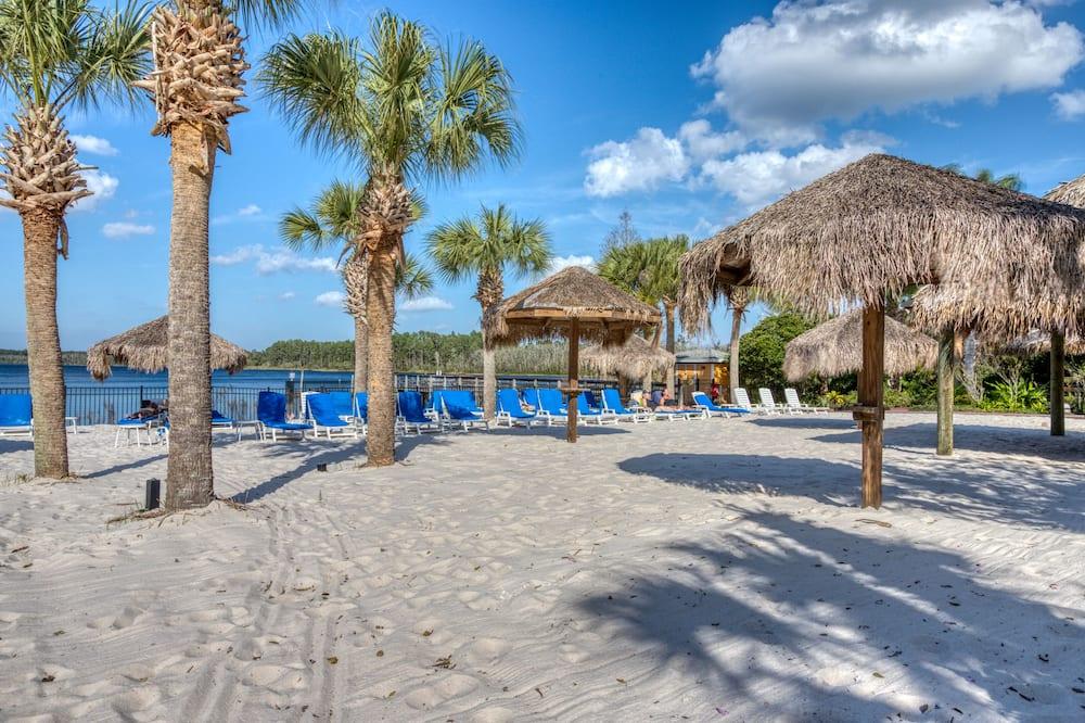 Condo, 2 Bedrooms, Hot Tub, Garden View (Deluxe Bahama Bay San Salvador Villa ) - Pantai