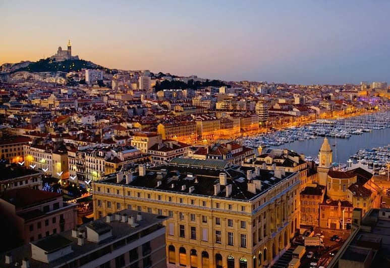 Hôtel Du Sud Vieux Port, Marseille, Marina