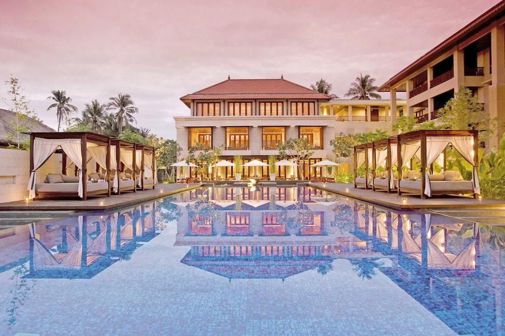 Book conrad bali in nusa dua for Bali indonesia hotel booking