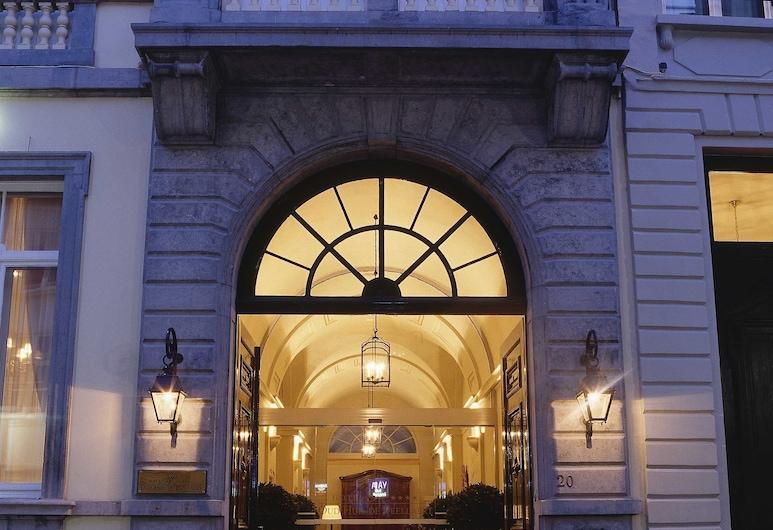 Hotel The Peellaert Brugge Centrum - Adults only, Bruges, Hotel Entrance