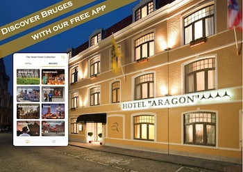 Foto van Aragon Hotel in Brugge