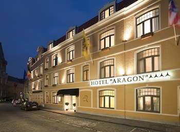 Picture of Aragon Hotel in Bruges