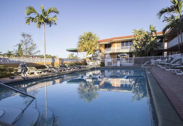 Quality Inn & Suites Hollywood Boulevard, Hollywood, Pool
