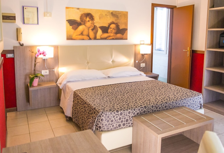 Hotel Roma, Mestre, Double or Twin Room, Guest Room