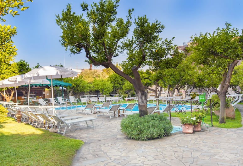 Hotel Antiche Mura, Sorrento, Pool