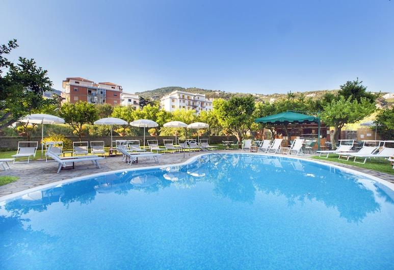 Hotel Antiche Mura, Sorrento, Basen odkryty