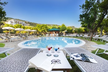 Sorrento bölgesindeki Hotel Antiche Mura resmi