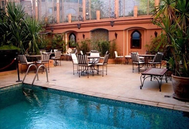 Hotel Nassim, Marrakech, Outdoor Pool