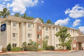 Foto van Microtel Inn & Suites by Wyndham Augusta/Riverwatch in Augusta