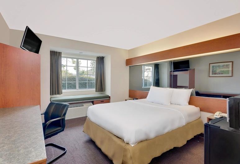 Microtel Inn & Suites by Wyndham Augusta/Riverwatch, Augusta, Svíta - 1 meðalstórt tvíbreitt rúm - Reykherbergi, Herbergi