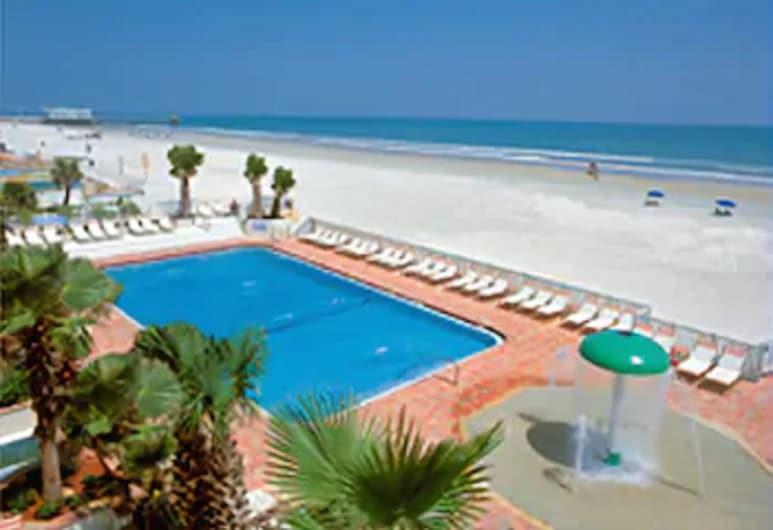 Boardwalk Inn and Suites, Daytona Beach, Beach