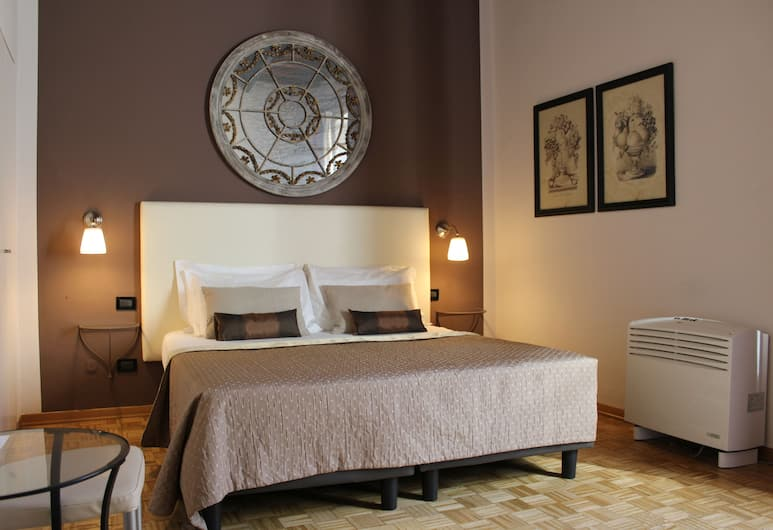 Cimatori, Florence, Superior Room (King), Guest Room