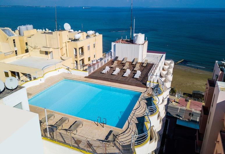 Flamingo Beach Hotel, Larnaca, Pool