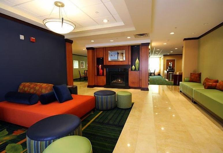 Fairfield Inn by Marriott White River Junction, White River Junction, Lobby Sitting Area