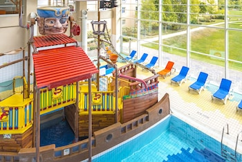 Slika: Explorers Hotel at Disneyland® Paris ‒ Magny-le-Hongre